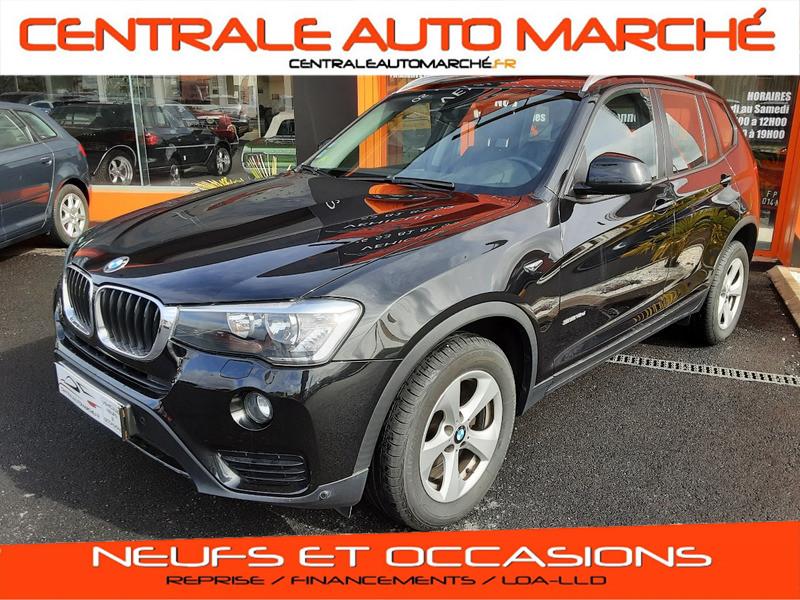 Bmw X3 sDrive18d 150ch Executive Diesel  Occasion à vendre