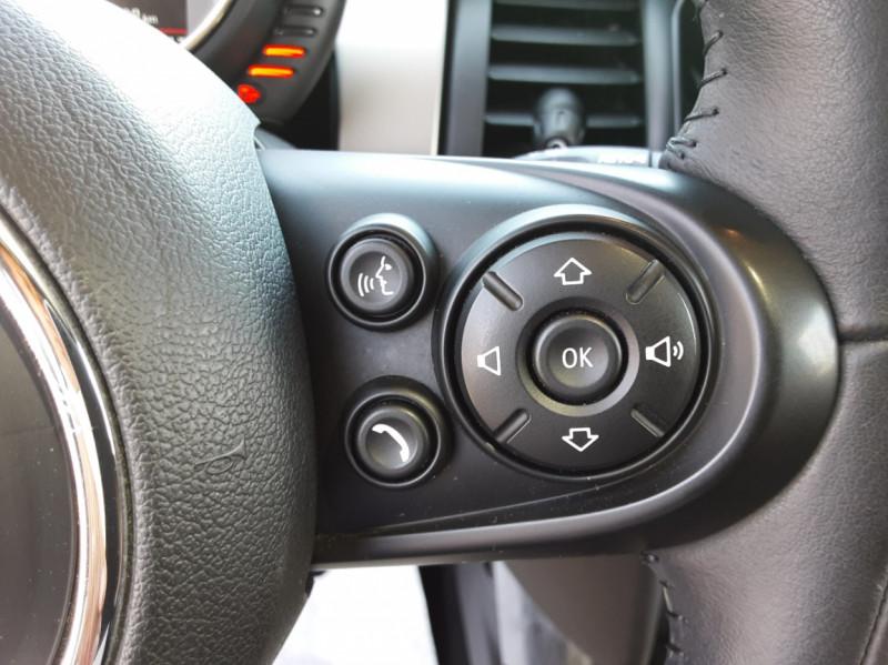 Photo 27 de l'offre de MINI MINI Cooper D 116 ch Edition Shoreditch A à 20500€ chez Centrale Auto Marché Mussidan