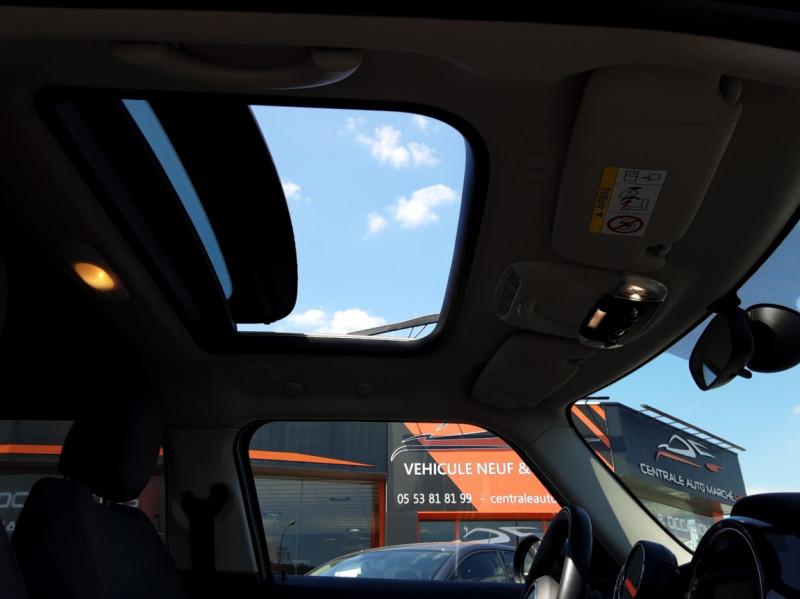 Photo 38 de l'offre de MINI MINI Cooper D 116 ch Edition Shoreditch A à 20500€ chez Centrale Auto Marché Mussidan