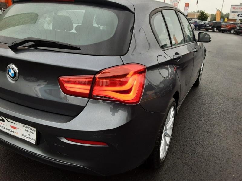 Photo 14 de l'offre de BMW SERIE 1 116d 116 ch SPORT  à 19990€ chez Centrale Auto Marché Mussidan
