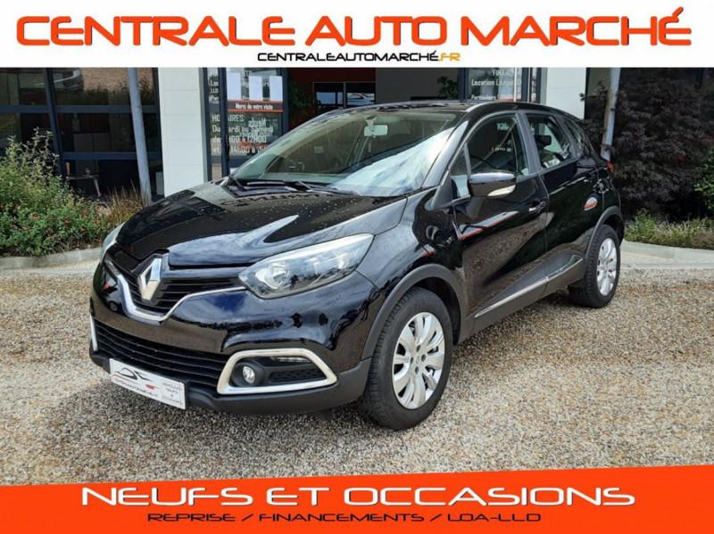 Renault CAPTUR Captur dCi 90 Energy SetS eco² Zen GAZOLE  Occasion à vendre