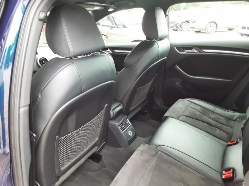Photo 23 de l'offre de AUDI A3 Sportback 2.0 TDI 150 S tronic 6 Business line à 20990€ chez Centrale Auto Marché Mussidan