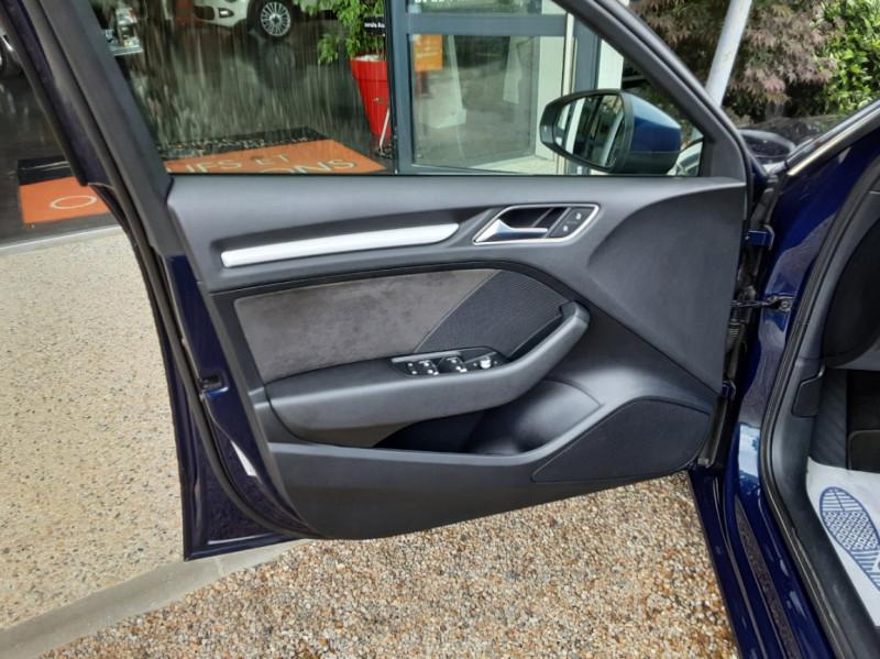 Photo 19 de l'offre de AUDI A3 Sportback 2.0 TDI 150 S tronic 6 Business line à 20990€ chez Centrale Auto Marché Mussidan
