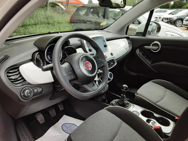 Photo 7 de l'offre de FIAT 500X 1.3 MultiJet 95 ch Popstar à 15890€ chez Centrale Auto Marché Mussidan