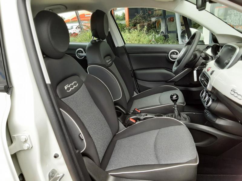 Photo 13 de l'offre de FIAT 500X 1.3 MultiJet 95 ch Popstar à 15890€ chez Centrale Auto Marché Mussidan