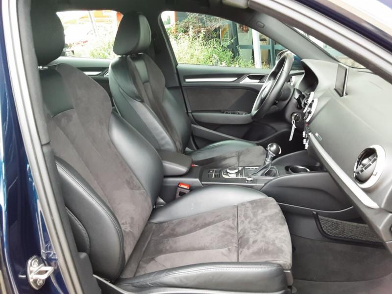 Photo 29 de l'offre de AUDI A3 Sportback 2.0 TDI 150 S tronic 6 Business line à 20990€ chez Centrale Auto Marché Mussidan