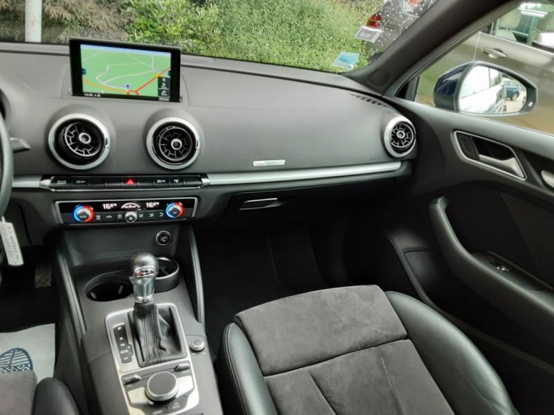 Photo 32 de l'offre de AUDI A3 Sportback 2.0 TDI 150 S tronic 6 Business line à 20990€ chez Centrale Auto Marché Mussidan