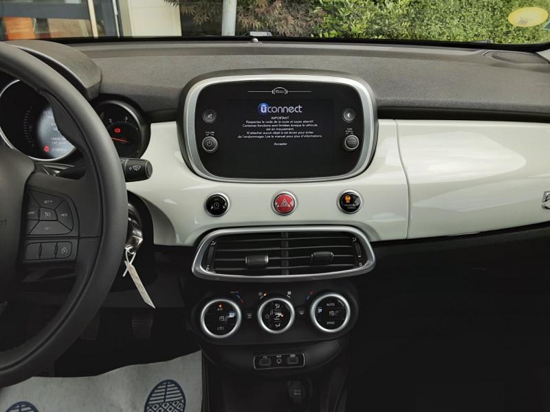 Photo 17 de l'offre de FIAT 500X 1.3 MultiJet 95 ch Popstar à 15890€ chez Centrale Auto Marché Mussidan
