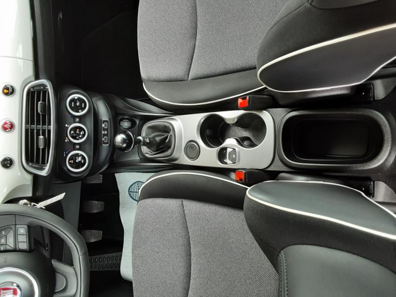 Photo 47 de l'offre de FIAT 500X 1.3 MultiJet 95 ch Popstar à 15890€ chez Centrale Auto Marché Mussidan