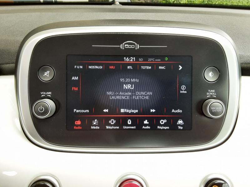 Photo 21 de l'offre de FIAT 500X 1.3 MultiJet 95 ch Popstar à 15890€ chez Centrale Auto Marché Mussidan
