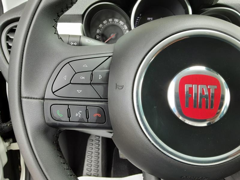 Photo 20 de l'offre de FIAT 500X 1.3 MultiJet 95 ch Popstar à 15890€ chez Centrale Auto Marché Mussidan