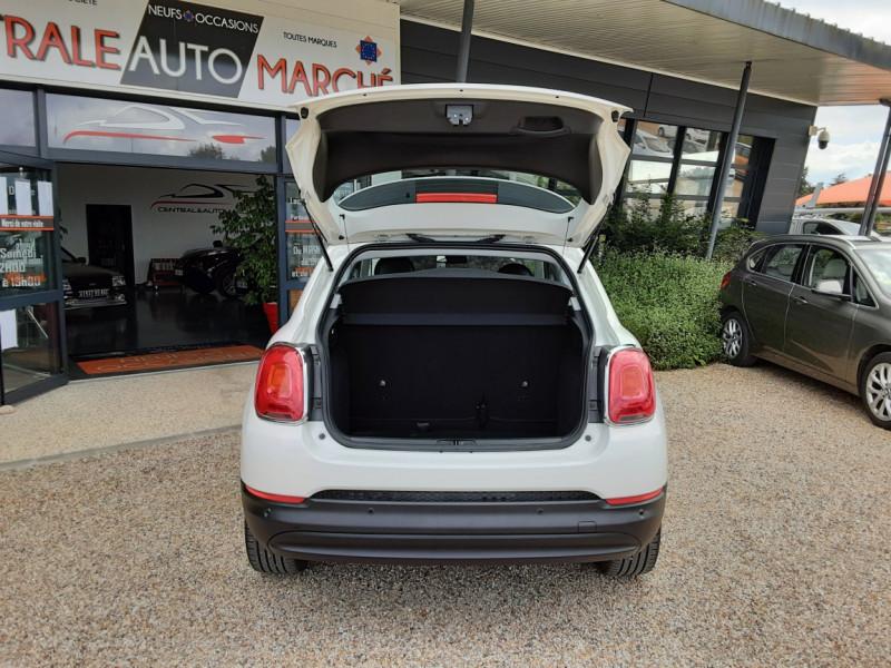 Photo 38 de l'offre de FIAT 500X 1.3 MultiJet 95 ch Popstar à 15890€ chez Centrale Auto Marché Mussidan