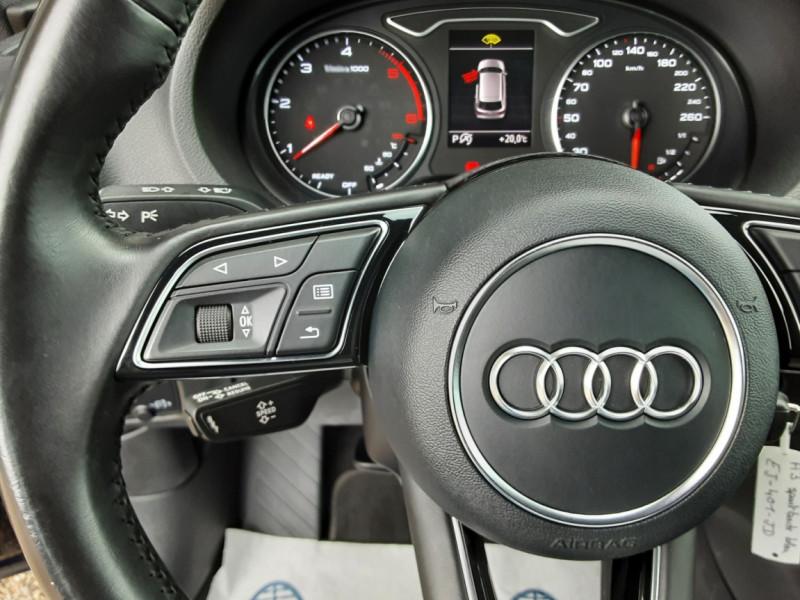 Photo 38 de l'offre de AUDI A3 Sportback 2.0 TDI 150 S tronic 6 Business line à 20990€ chez Centrale Auto Marché Mussidan