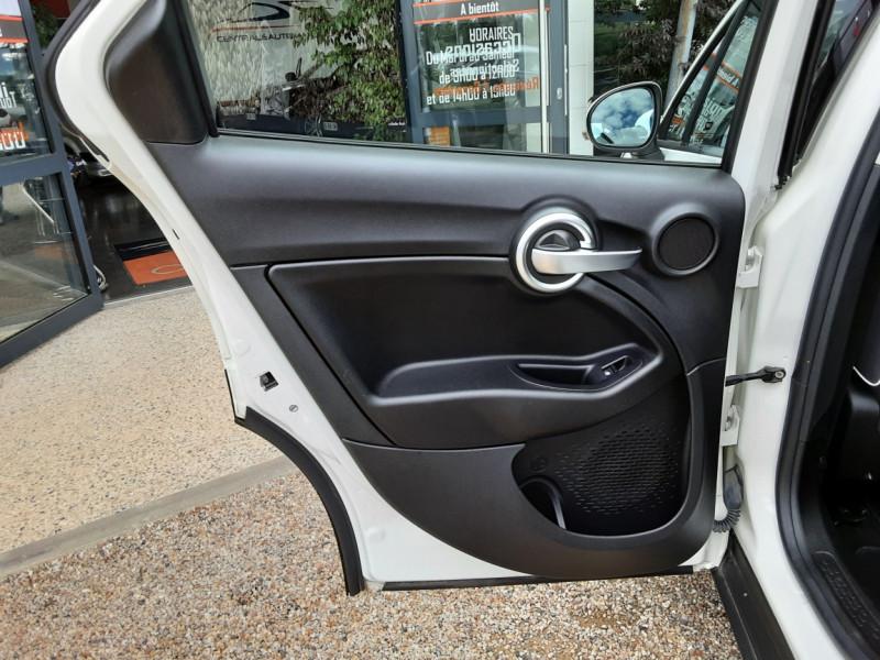 Photo 37 de l'offre de FIAT 500X 1.3 MultiJet 95 ch Popstar à 15890€ chez Centrale Auto Marché Mussidan
