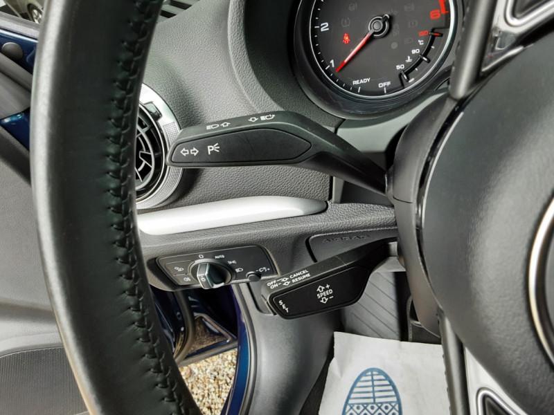 Photo 39 de l'offre de AUDI A3 Sportback 2.0 TDI 150 S tronic 6 Business line à 20990€ chez Centrale Auto Marché Mussidan