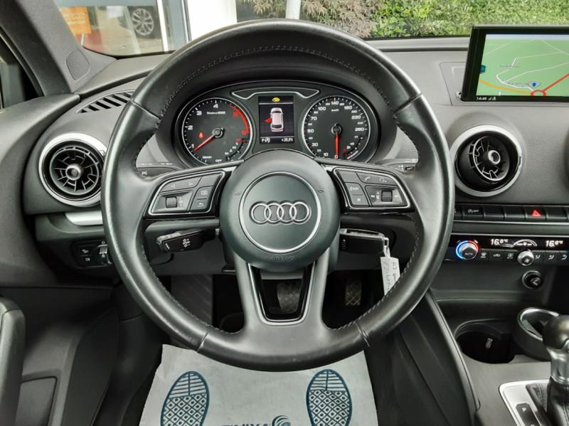 Photo 34 de l'offre de AUDI A3 Sportback 2.0 TDI 150 S tronic 6 Business line à 20990€ chez Centrale Auto Marché Mussidan