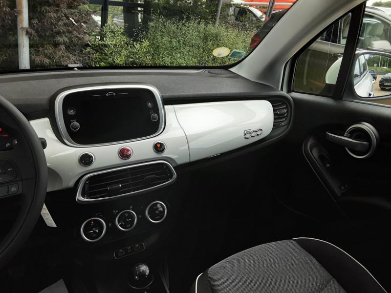 Photo 48 de l'offre de FIAT 500X 1.3 MultiJet 95 ch Popstar à 15890€ chez Centrale Auto Marché Mussidan