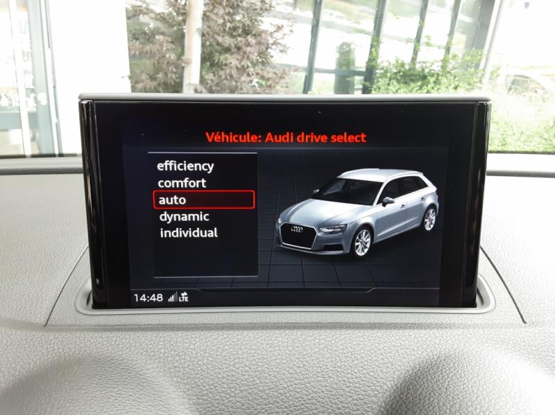 Photo 48 de l'offre de AUDI A3 Sportback 2.0 TDI 150 S tronic 6 Business line à 20990€ chez Centrale Auto Marché Mussidan