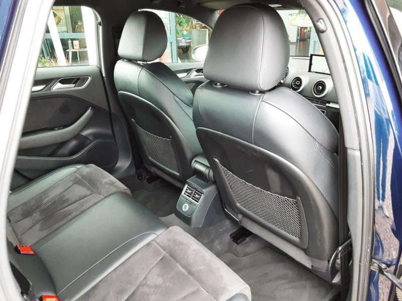 Photo 28 de l'offre de AUDI A3 Sportback 2.0 TDI 150 S tronic 6 Business line à 20990€ chez Centrale Auto Marché Mussidan
