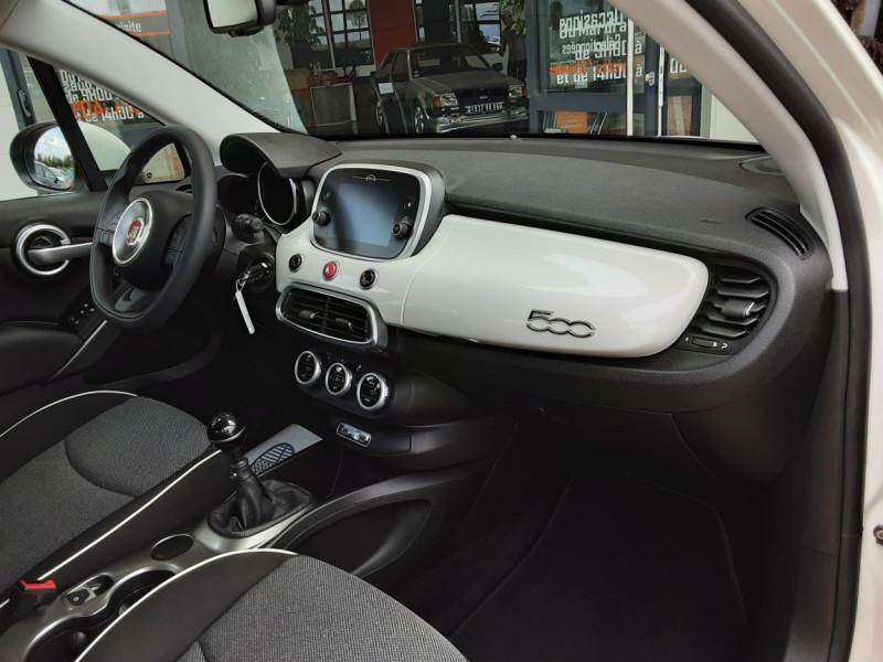 Photo 14 de l'offre de FIAT 500X 1.3 MultiJet 95 ch Popstar à 15890€ chez Centrale Auto Marché Mussidan