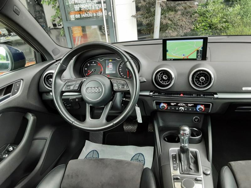Photo 33 de l'offre de AUDI A3 Sportback 2.0 TDI 150 S tronic 6 Business line à 20990€ chez Centrale Auto Marché Mussidan