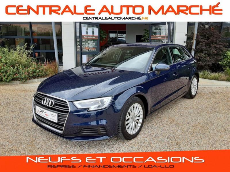 Photo 1 de l'offre de AUDI A3 Sportback 2.0 TDI 150 S tronic 6 Business line à 20990€ chez Centrale Auto Marché Mussidan