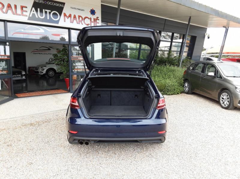 Photo 13 de l'offre de AUDI A3 Sportback 2.0 TDI 150 S tronic 6 Business line à 20990€ chez Centrale Auto Marché Mussidan