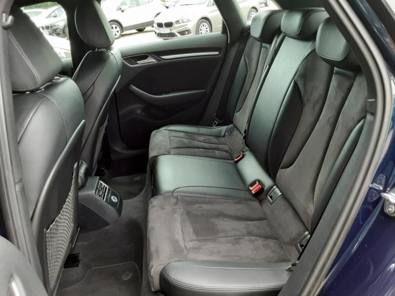 Photo 25 de l'offre de AUDI A3 Sportback 2.0 TDI 150 S tronic 6 Business line à 20990€ chez Centrale Auto Marché Mussidan