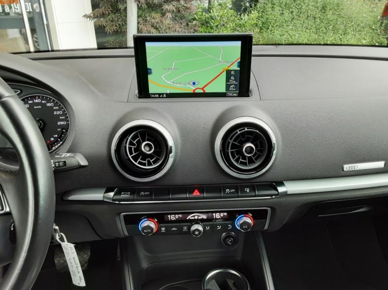 Photo 31 de l'offre de AUDI A3 Sportback 2.0 TDI 150 S tronic 6 Business line à 20990€ chez Centrale Auto Marché Mussidan