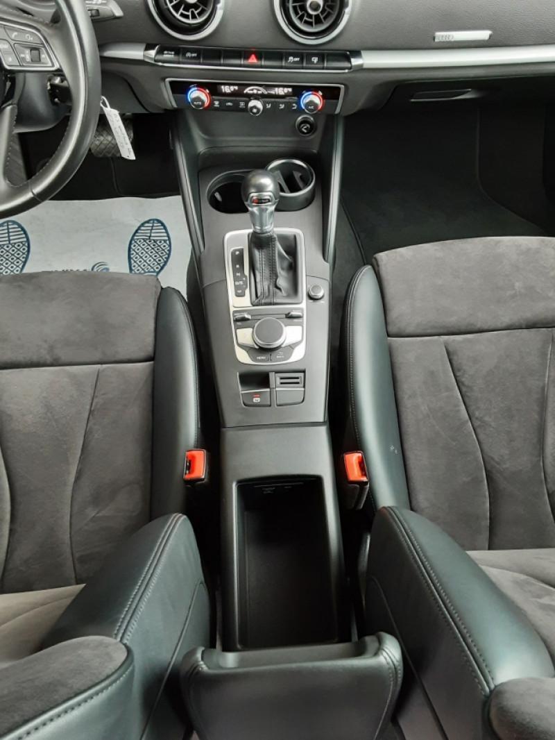 Photo 45 de l'offre de AUDI A3 Sportback 2.0 TDI 150 S tronic 6 Business line à 20990€ chez Centrale Auto Marché Mussidan