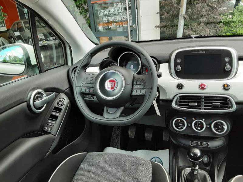 Photo 10 de l'offre de FIAT 500X 1.3 MultiJet 95 ch Popstar à 15890€ chez Centrale Auto Marché Mussidan