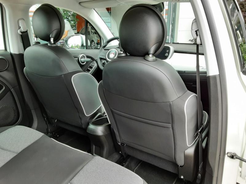 Photo 12 de l'offre de FIAT 500X 1.3 MultiJet 95 ch Popstar à 15890€ chez Centrale Auto Marché Mussidan