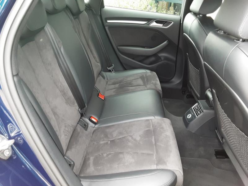 Photo 30 de l'offre de AUDI A3 Sportback 2.0 TDI 150 S tronic 6 Business line à 20990€ chez Centrale Auto Marché Mussidan