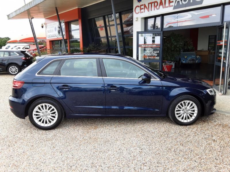 Photo 11 de l'offre de AUDI A3 Sportback 2.0 TDI 150 S tronic 6 Business line à 20990€ chez Centrale Auto Marché Mussidan