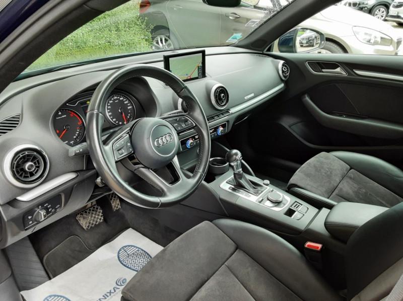 Photo 21 de l'offre de AUDI A3 Sportback 2.0 TDI 150 S tronic 6 Business line à 20990€ chez Centrale Auto Marché Mussidan