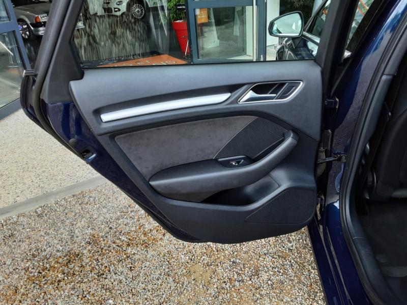 Photo 22 de l'offre de AUDI A3 Sportback 2.0 TDI 150 S tronic 6 Business line à 20990€ chez Centrale Auto Marché Mussidan
