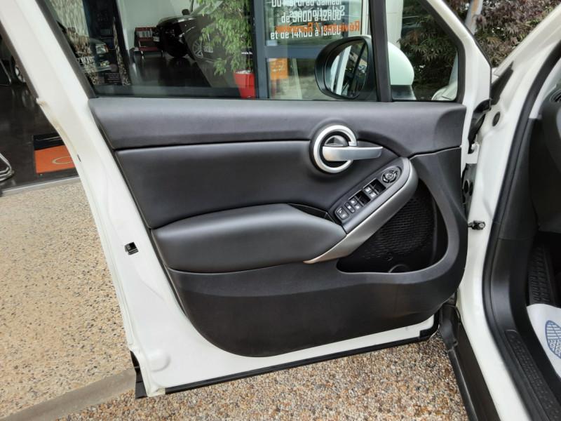 Photo 6 de l'offre de FIAT 500X 1.3 MultiJet 95 ch Popstar à 15890€ chez Centrale Auto Marché Mussidan