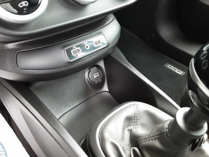 Photo 49 de l'offre de FIAT 500X 1.3 MultiJet 95 ch Popstar à 15890€ chez Centrale Auto Marché Mussidan
