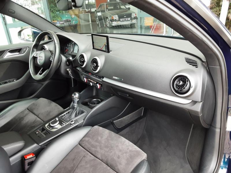 Photo 27 de l'offre de AUDI A3 Sportback 2.0 TDI 150 S tronic 6 Business line à 20990€ chez Centrale Auto Marché Mussidan