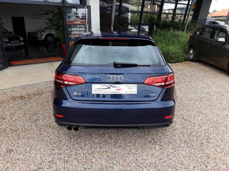 Photo 9 de l'offre de AUDI A3 Sportback 2.0 TDI 150 S tronic 6 Business line à 20990€ chez Centrale Auto Marché Mussidan