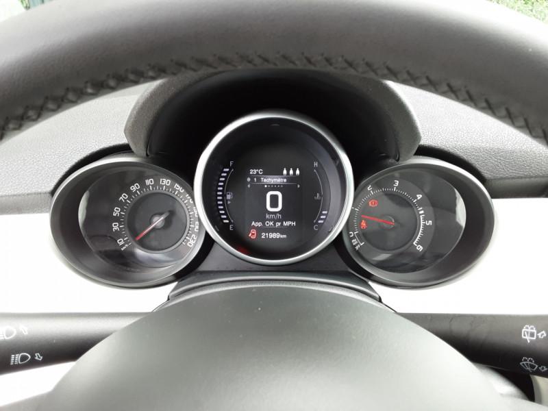 Photo 15 de l'offre de FIAT 500X 1.3 MultiJet 95 ch Popstar à 15890€ chez Centrale Auto Marché Mussidan