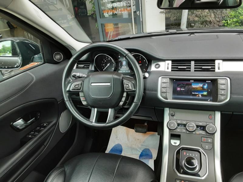 Photo 37 de l'offre de LAND-ROVER RANGE ROVER Evoque TD4 150 BVA SE Dynamic  à 31490€ chez Centrale Auto Marché Mussidan