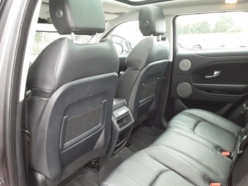 Photo 26 de l'offre de LAND-ROVER RANGE ROVER Evoque TD4 150 BVA SE Dynamic  à 31490€ chez Centrale Auto Marché Mussidan