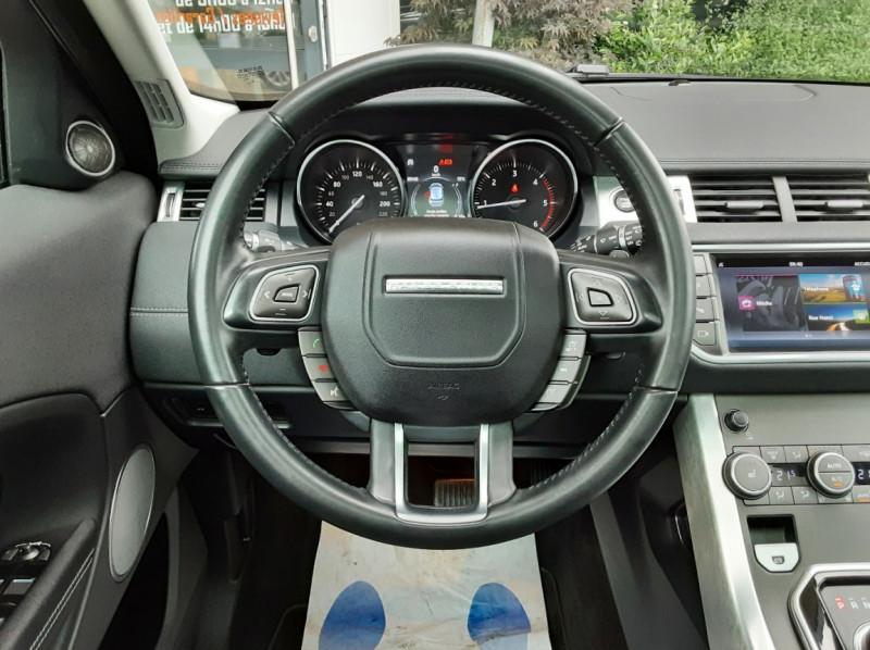 Photo 38 de l'offre de LAND-ROVER RANGE ROVER Evoque TD4 150 BVA SE Dynamic  à 31490€ chez Centrale Auto Marché Mussidan