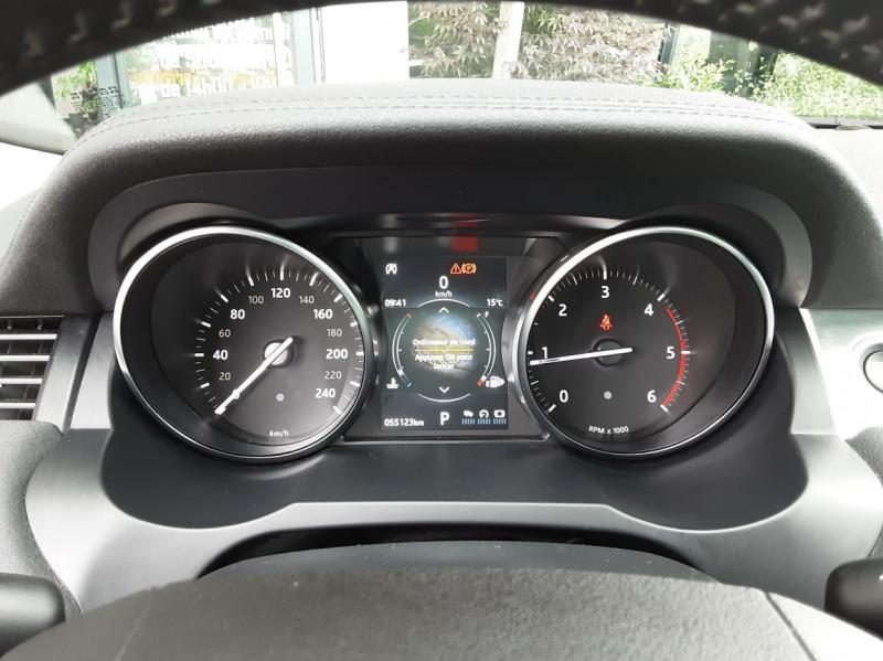 Photo 42 de l'offre de LAND-ROVER RANGE ROVER Evoque TD4 150 BVA SE Dynamic  à 31490€ chez Centrale Auto Marché Mussidan