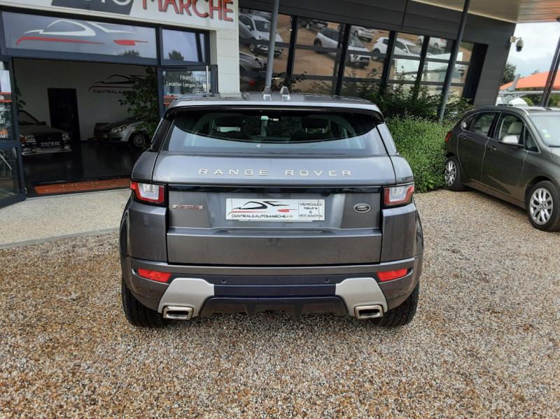 Photo 15 de l'offre de LAND-ROVER RANGE ROVER Evoque TD4 150 BVA SE Dynamic  à 31490€ chez Centrale Auto Marché Mussidan