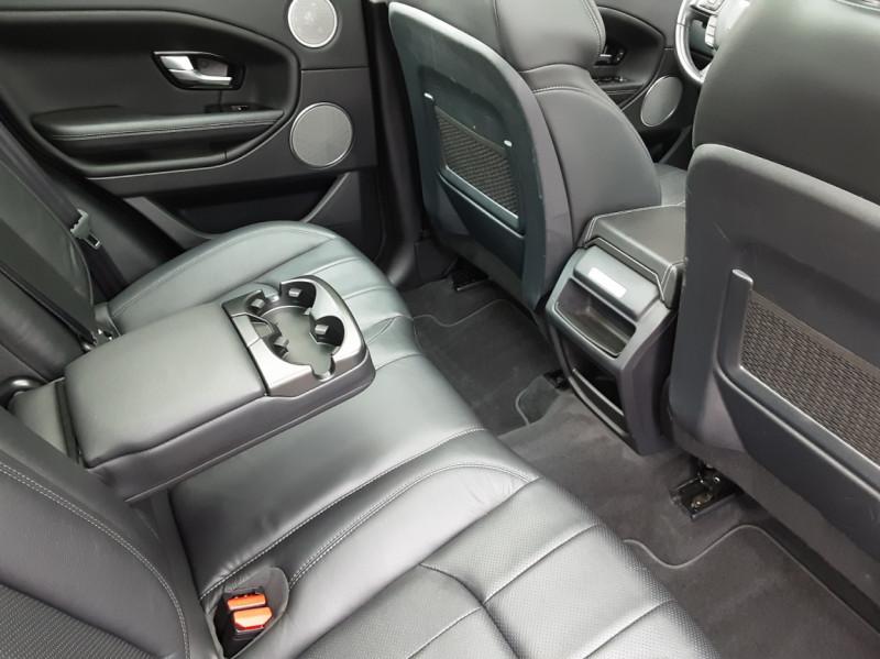 Photo 29 de l'offre de LAND-ROVER RANGE ROVER Evoque TD4 150 BVA SE Dynamic  à 31490€ chez Centrale Auto Marché Mussidan