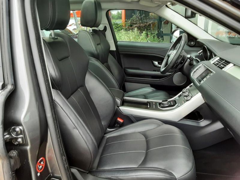 Photo 35 de l'offre de LAND-ROVER RANGE ROVER Evoque TD4 150 BVA SE Dynamic  à 31490€ chez Centrale Auto Marché Mussidan