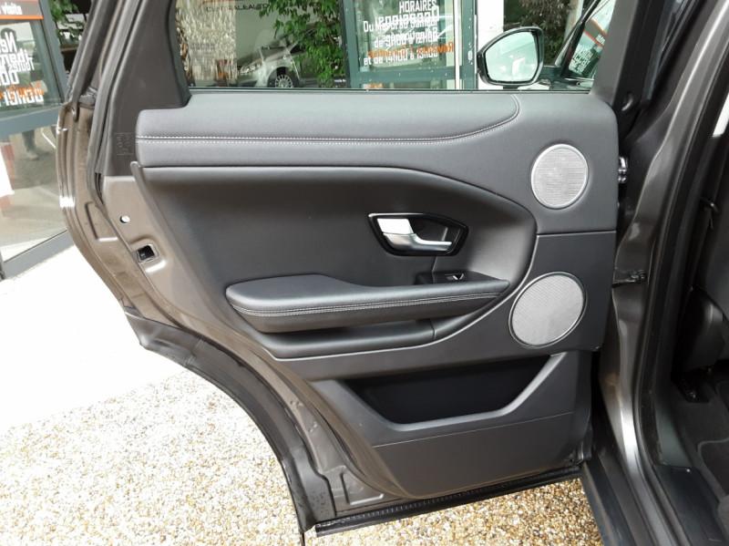 Photo 23 de l'offre de LAND-ROVER RANGE ROVER Evoque TD4 150 BVA SE Dynamic  à 31490€ chez Centrale Auto Marché Mussidan