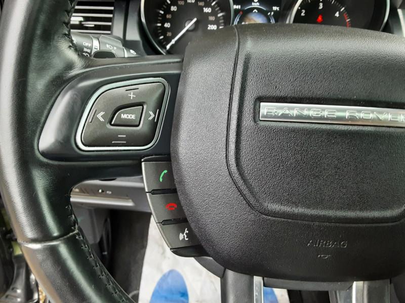 Photo 39 de l'offre de LAND-ROVER RANGE ROVER Evoque TD4 150 BVA SE Dynamic  à 31490€ chez Centrale Auto Marché Mussidan